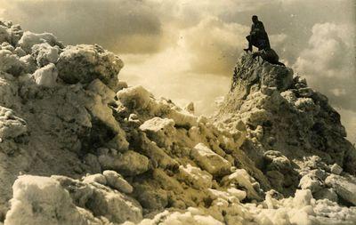 Ledų sangrūdos Nemune