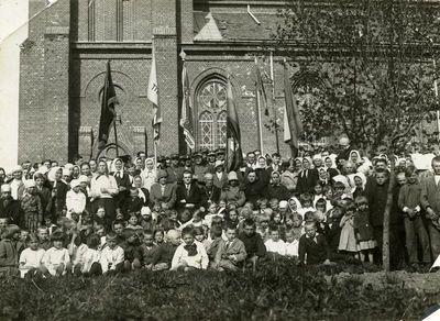 Šv. Onos atlaidai Vilkijoje