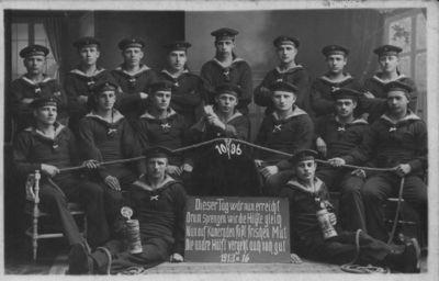Vokietijos imperijos karo laivyno jūreiviai