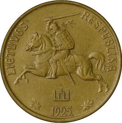 Moneta. 50 centų. Lietuva