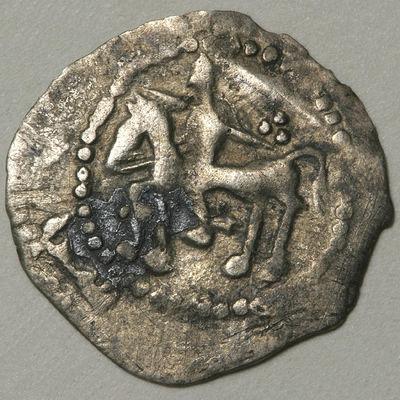 Moneta. Denaras. Jogaila (1377–1392). LDK