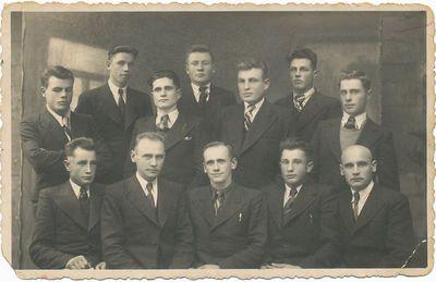 Utenos apskrities jaunimo grupė