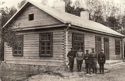 4-ojo pėstininkų LK Mindaugo pulko puskarininkių namas Pajuostyje