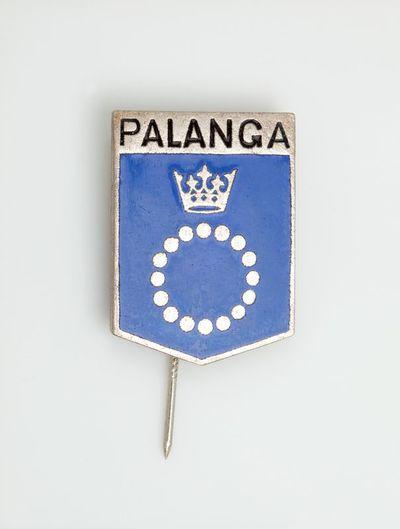 """Ženklelis """"Palanga"""""""