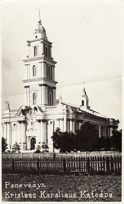 Panevėžio Kristaus Karaliaus katedra