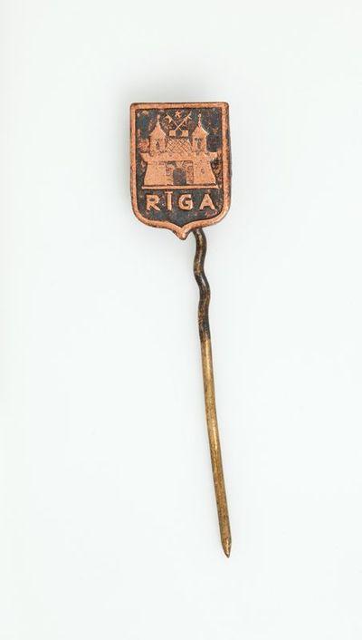"""Ženklelis """"Riga"""""""