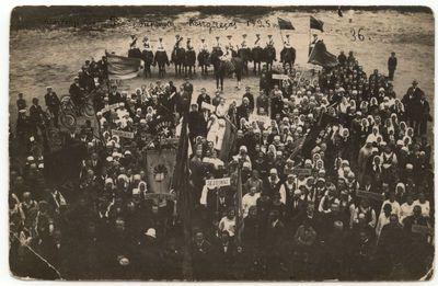 Marijampolės pavasarininkų kongresas. 1925 m.