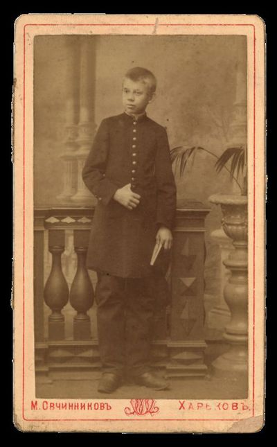 Berniuko su knyga portretas