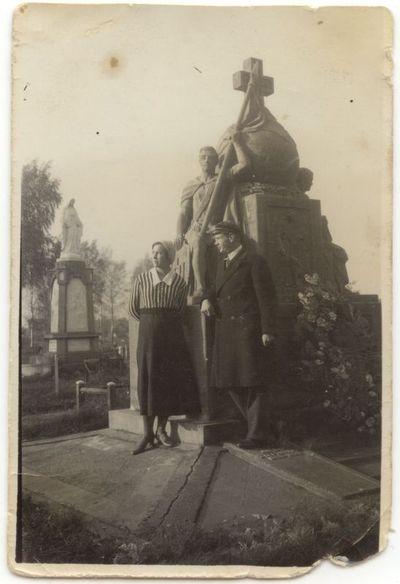 Senosiose Marijampolės miesto kapinėse