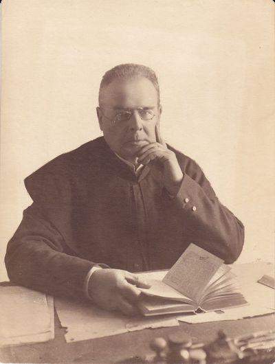 Nuotrauka. Poetas, kunigas Maironis