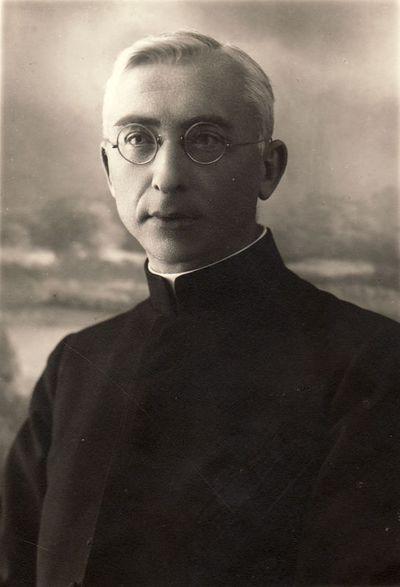Kunigo Jurgio Žitkevičiaus portretas