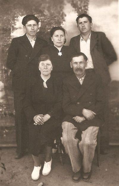 Julijono Bogušo šeima