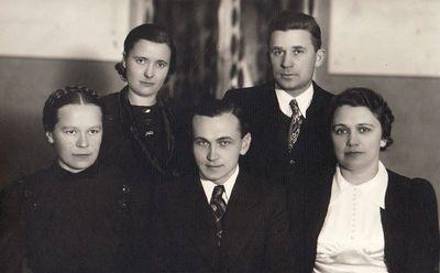 Panevėžio 6-osios pradžios mokyklos mokytojai