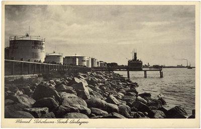 Memel Petroleum -Tank - Anlagen (Klaipėdos naftos produktų talpos)