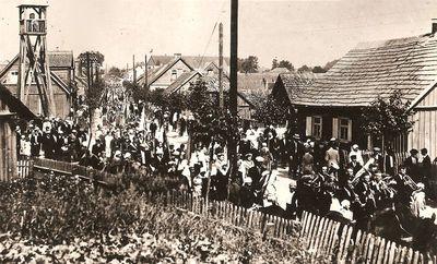 Kražių skerdynių 40 - metis