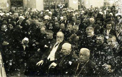 Aleksandras Tiškevičius tretininkų kongrese Kretingoje
