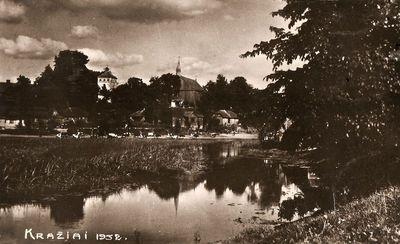 Kražiai. 1932 m.