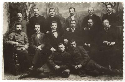 """švietimo draugija """"Sietynas"""" 1907 m."""