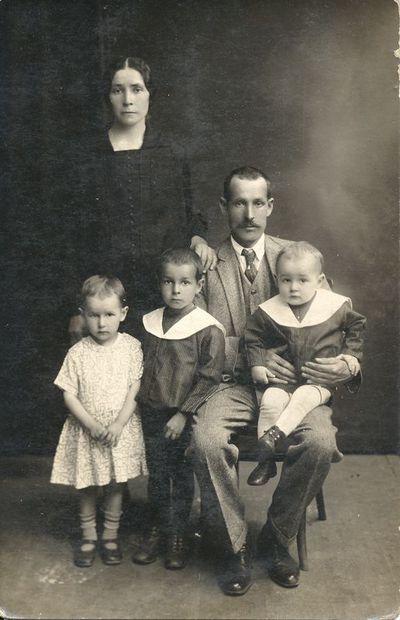 Anikinų šeima