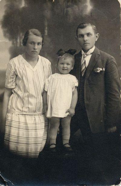 Šeimyninis Vasiljevų portretas