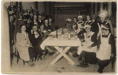 Cukraus fabriko atidarymo iškilmės 1931 m.