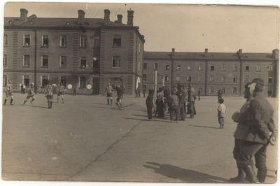 Marijampolės kareivinių stadionas 1936 m.