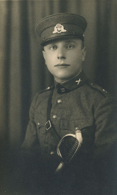 Kareivio portretas