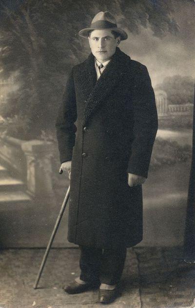 Vaciaus Ambrulevičiaus portretas