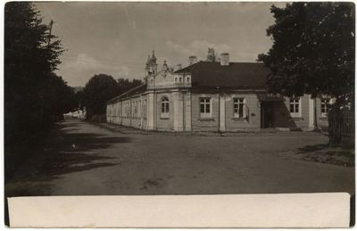 Senoji Marijampolės ligoninė