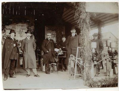 """Marijampolės žemės ūkio draugijos """"Žagrė"""" paroda 1911 m."""