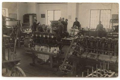 Marijampolės cukraus fabrike 1931 m.