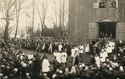 Mamerto Žilinsko laidotuvės