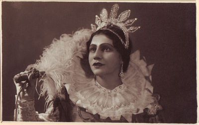 Jadvyga Vencevičaitė - Marina Mnišek Modesto Musorgskio operoje Borisas Godunovas