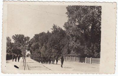Marijampolės kareivinių rajonas  XX a. - 4 dešimt.
