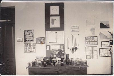 Marijampolės   meteorolinės stoties paroda ~ 1930 m.