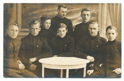 Šiaulių Ateitininkų Sąjungos valdybos nariai