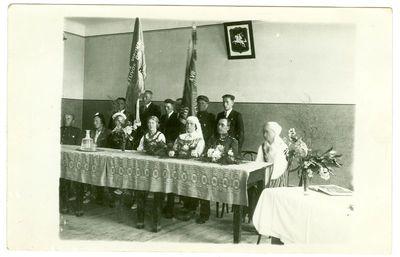 Lietuvos didžiosios kunigaikštienės Birutės karininkų šeimų moterų draugijos šventė