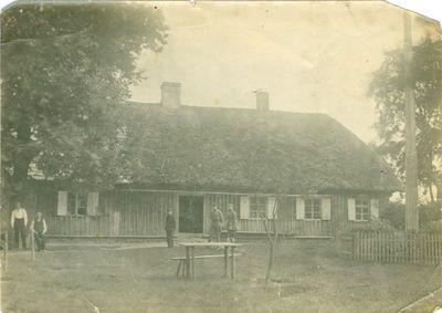 Antano Sidabro gimtasis namas