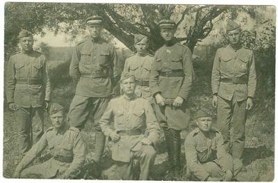 Lietuvos Respublikos kariuomenės kariškiai