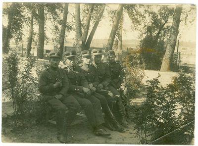 Nepriklausomos Lietuvos Respublikos kariuomenės karininkai