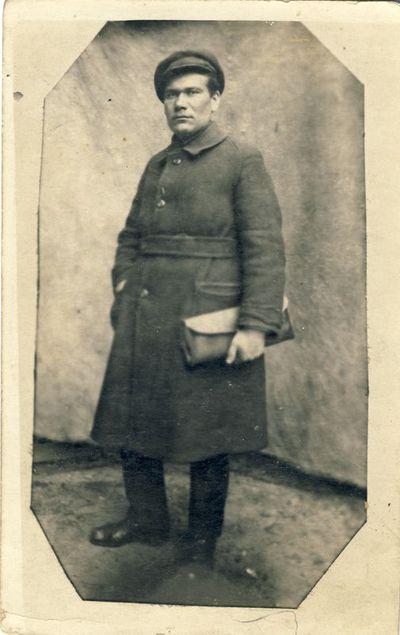 Petras  Pajarskis (1895  - 1942)