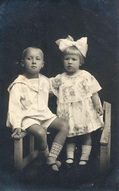 Janina ir Mykolas Neverauskai