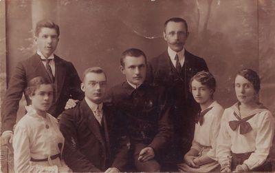 Juozas Katelė ir Juozas Bieliūnas Samaroje