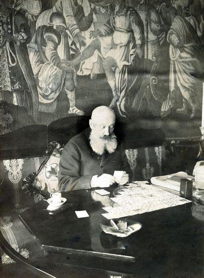 Valdemaras Slizienis (1834–1910), Liubavo dvarininkas