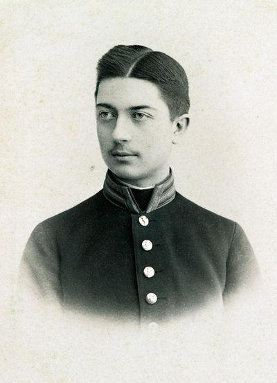 Juozapo Tiškevičiaus (1868–1917) portretas