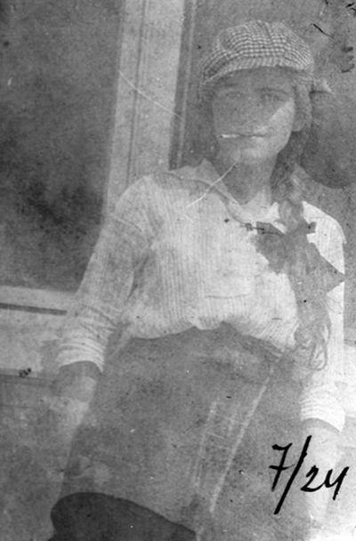 Antanina Tiškevičiūtė (1903–1921)