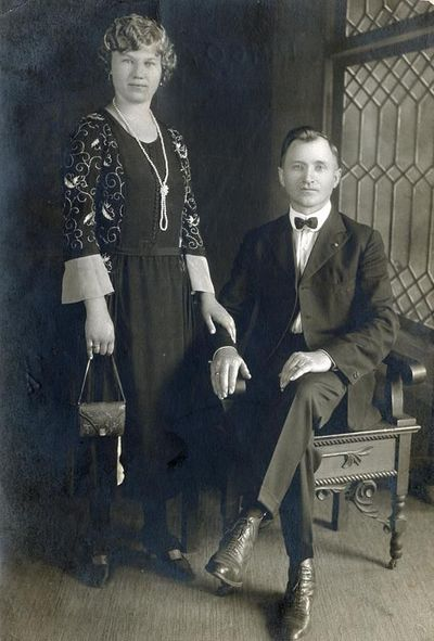 Nežinomos pagyvenusios poros portretas