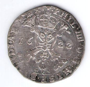 Patagonas. 1622 m. Ispanijos Nyderlandai. Turnė provincija. Pilypas IV (1621-1665)