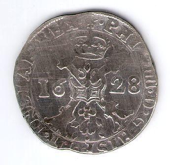 Patagonas.1628 m. Ispanijos Nyderlandai. Brabanto provincija. Pilypas IV (1621-1665)