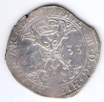 Patagonas. 1633 m. Ispanijos Nyderlandai. Turnė provincija. Pilypas IV (1621-1665)